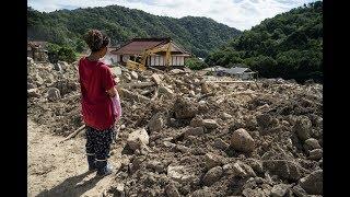 西日本豪雨災害 ボランティア活動の記録 撮影/汰木志保 Western Japan heavy rain disaster / Documentary of the volunteers