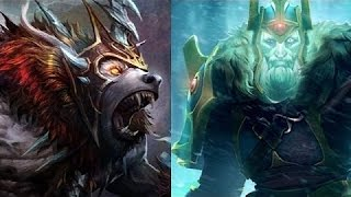 DotA 2 Имбосвязка: Ursa and Wraith king