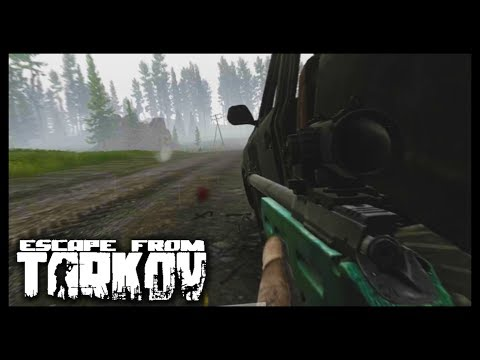 Escape from Tarkov - Misty Woods Sniper