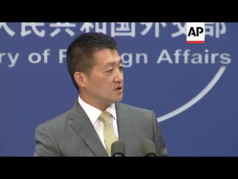 China urges US to respect one-China policy