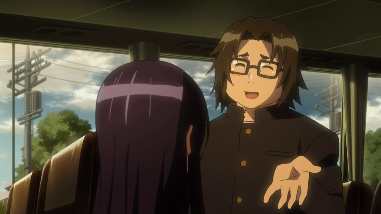 Highschool Of The Dead Episode 5 Vf