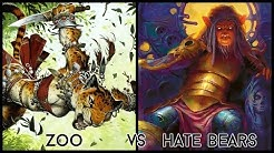 Modern Gauntlet of Greatness - Zoo vs. Hate Bears