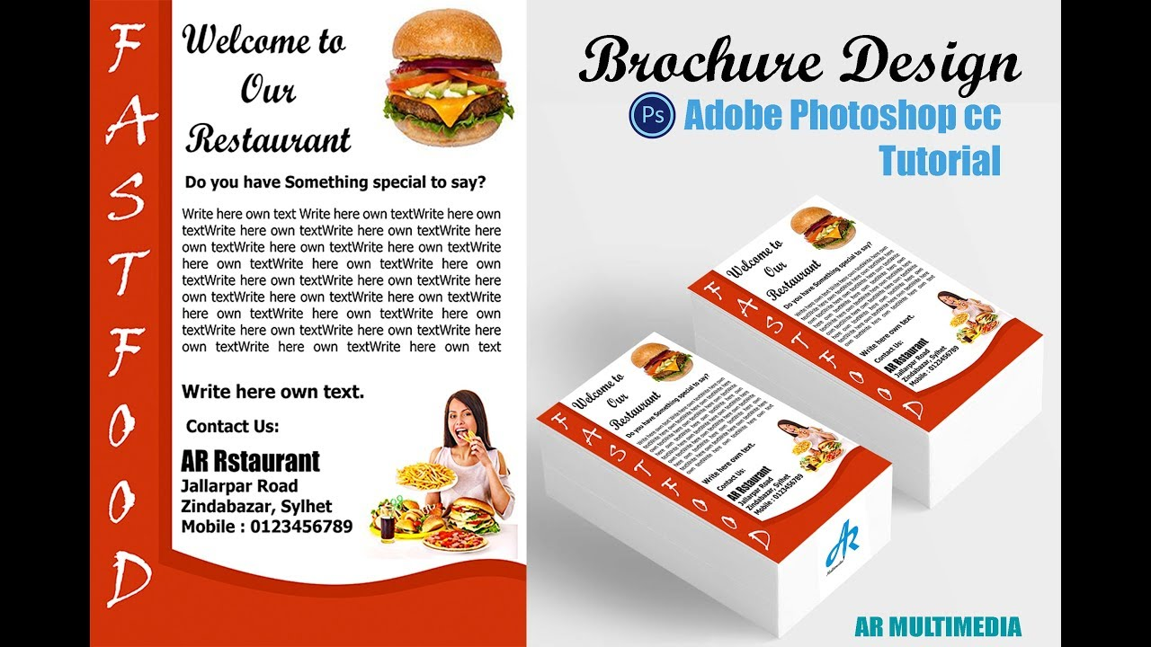 how to brochure