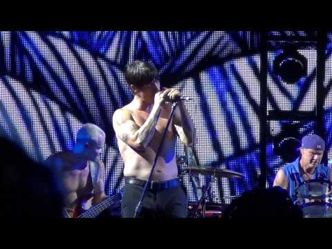 RED HOT CHILI PEPPERS - UNDER THE BRIDGE - MUSIC MIDTOWN 2013