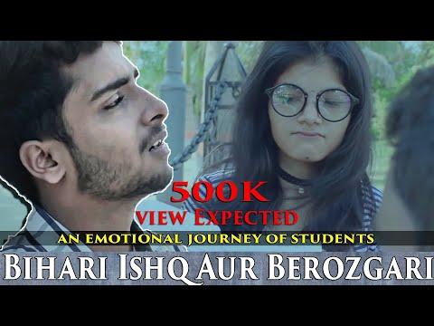 Bihari Ishq Aur Berozgari   an emotional journey of students   Viral Kalakar