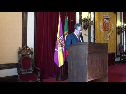 Intervenção de Manuel Machado na Assembleia Municipal de Coimbra de 23/06/2017