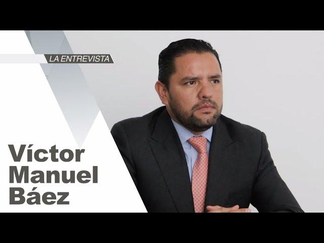 La Entrevista: Víctor Manuel Báez Melo, Director General del Sistema de Aguas de Huixquilucan