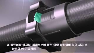 케이유피피(주) 조달우수제품 U-KP식 PE 하수관
