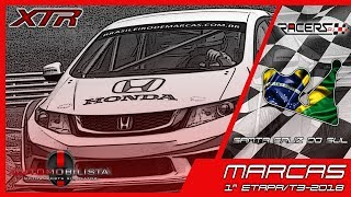 RacersAV Marcas @ Santa Cruz do Sul - 1ª Etapa T3/2018