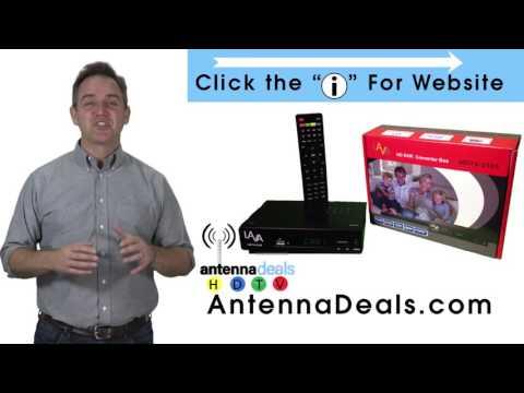 Digital Video Recorder |  Record TV -  Cordcutter's Greatest VCR Alternative - Lava Video Recoder