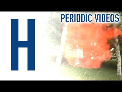 Hydrogen - Periodic Table of Videos