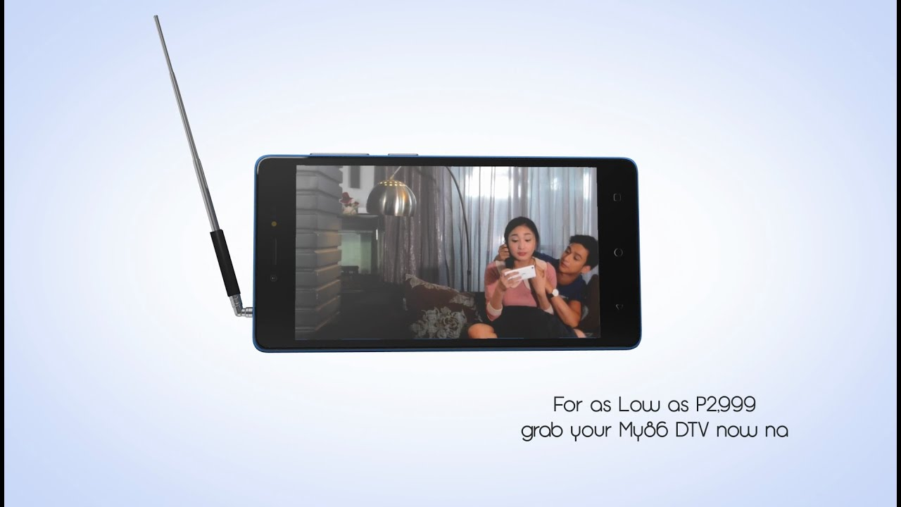 MyPhone Digital TV: My86 DTV
