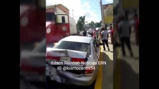Se Accidenta Patana En Juanlopito Moca