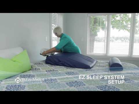 Vitrectomy EZ Sleep-Setup