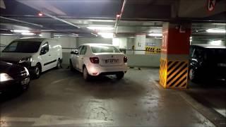 OTOPARK ÖKÜZÜ CEZASINI KESTİK! ( 2 Arabalık Yere 1 Araba Park Etmek)