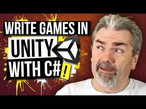 Unity Game Developers Masterclass: Write Games Using C# On Udemy - Official