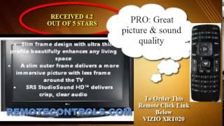 Reviews VIZIO Razor LED HDTV - E291-A1, E241-A1, E221-A1