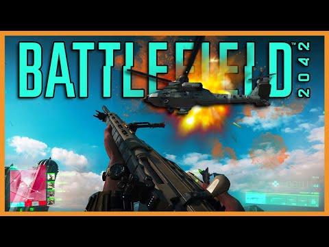 Gadgets, Guns, Vehicles, Oh My: New Battlefield 2042 Gameplay Trailer Reveals Tons of Details