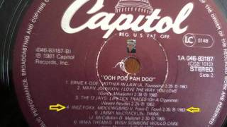 Enzo Oldies Popcorn-INEZ FOXX-MOCKINGBIRD - (CAPITOL)