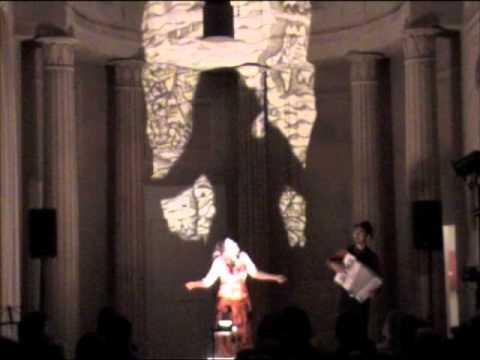 MEDITERRANEO, ACQUE CHE RACCONTANO – Si-N Chiosc Fanfara Canta – Elisabetta Lanfredini