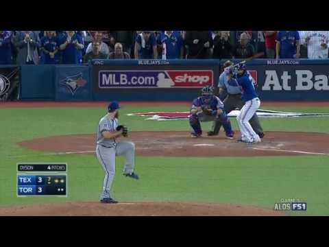 Jose Bautista home run