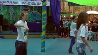 Концерт в ДОЛ Серебряный Бор