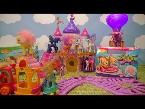 Bajka Masza i Niedźwiedź po polsku - Masza i kucyki my little pony na placu zabaw from YouTube · Duration:  14 minutes 32 seconds