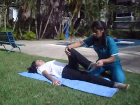 F.N.P en Colchoneta (Tecnicas Fisioterapeuticas I)