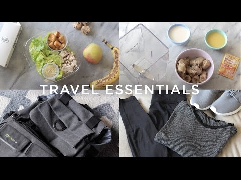 Top 10 Travel Essentials | For the Airplane!
