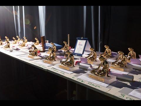 Cérémonie des Nymphes d'Or 2016