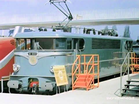 LE MAGAZINE DU RAIL N°20 - 1958 SNCF Ferroviaire / French Trains