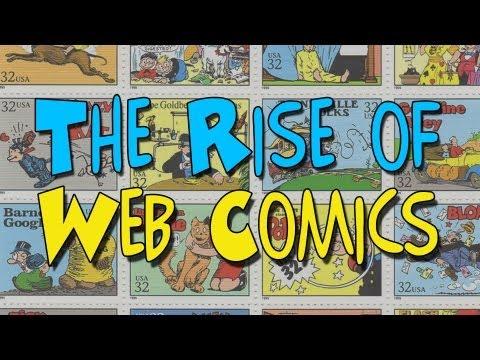 The Rise of Webcomics   Off Book   PBS Digital Studios