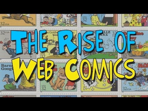 The Rise of Webcomics | Off Book | PBS Digital Studios