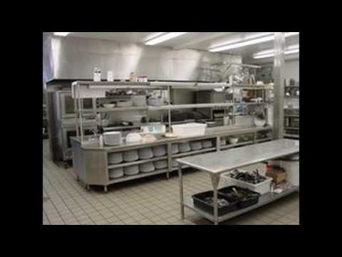 Commercial Kitchen Design Layout