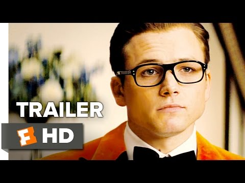 Thumbnail: Kingsman: The Golden Circle Trailer #1 (2017) | Movieclips Trailers