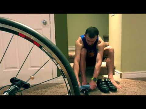 Broken Ankle rehab 7 weeks post surgery