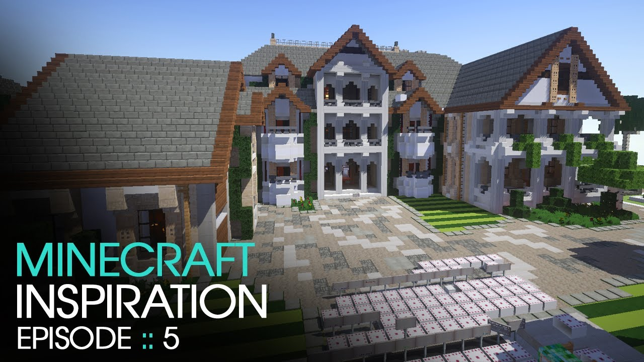 Attractive Minecraft Inspiration W/ Keralis :: Mansion 2   YouTube