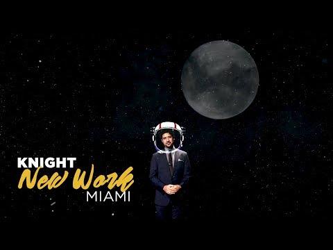 Knight Foundation | New Work Miami 2018