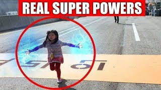 TOP 10 PEOPLE with REAL Superpowers You Won't Believe Actually Exist!