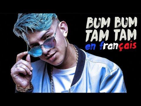 Mc fioti bum bum tam tam traduction en francais cover for Dans boum boum tam tam