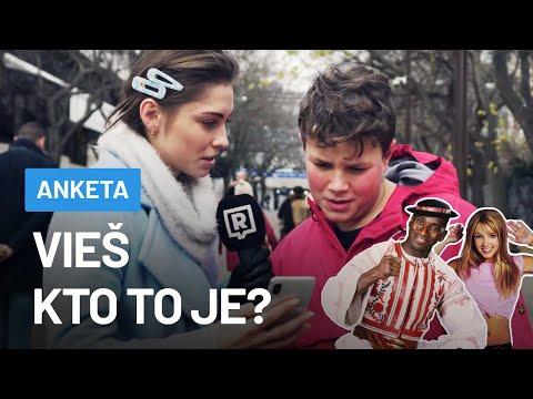 Poznajú mladí Slováci Maigu, Bičana či Britney Spears? (Budeš prekvapený! 😅)