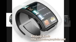 Jam tangan pintar samsung galaxy gear luncurkan smart smart watch jam pintar akan segera dirilis