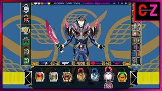 Kamen Rider Gaim Arms Change Game Gaim