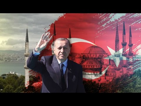 Turkey votes on whether to give Erdogan more power