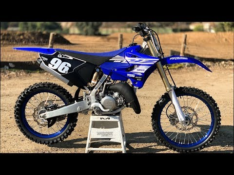First Ride 2019 Yamaha YZ125 2 Stroke - Motocross Action Magazine