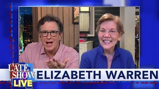 "Sen. Elizabeth Warren Calls On Lawmakers To ""Step Up And Do Your Job"" To Protect The Postal Servi…"
