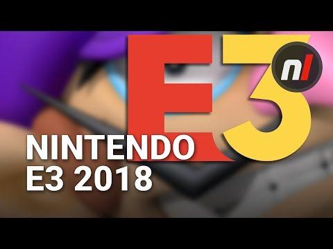E3 2018 Nintendo Switch Predictions