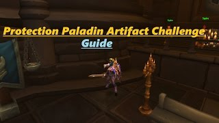 (Guide) Mage Tower The Highlords Return  | Protection Paladin