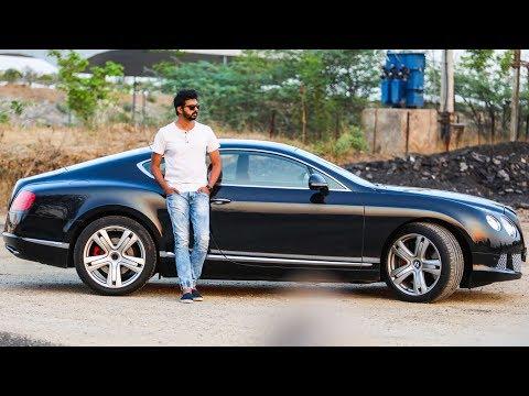 Bentley Continental GT Speed – Luxury Coupe | Faisal Khan