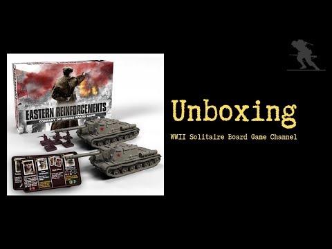 Company of Heroes: Eastern Reinforcements Pack - Unboxing |